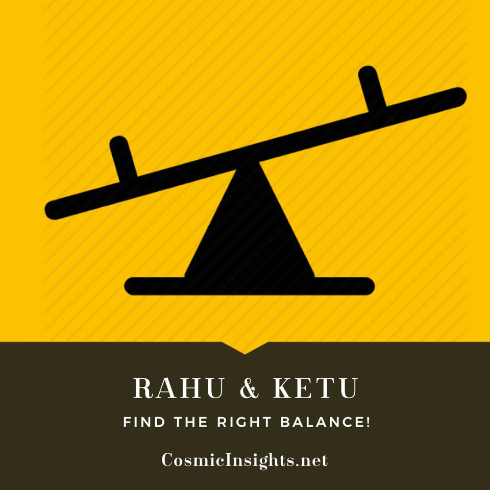 The Story of Rahu's Obsession and Ketu's Dispassion - Cosmic Insights