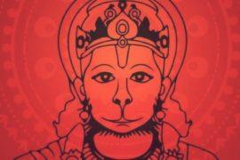 Why did Lord Hanuman protect Arjuna's Chariot in Mahabharat