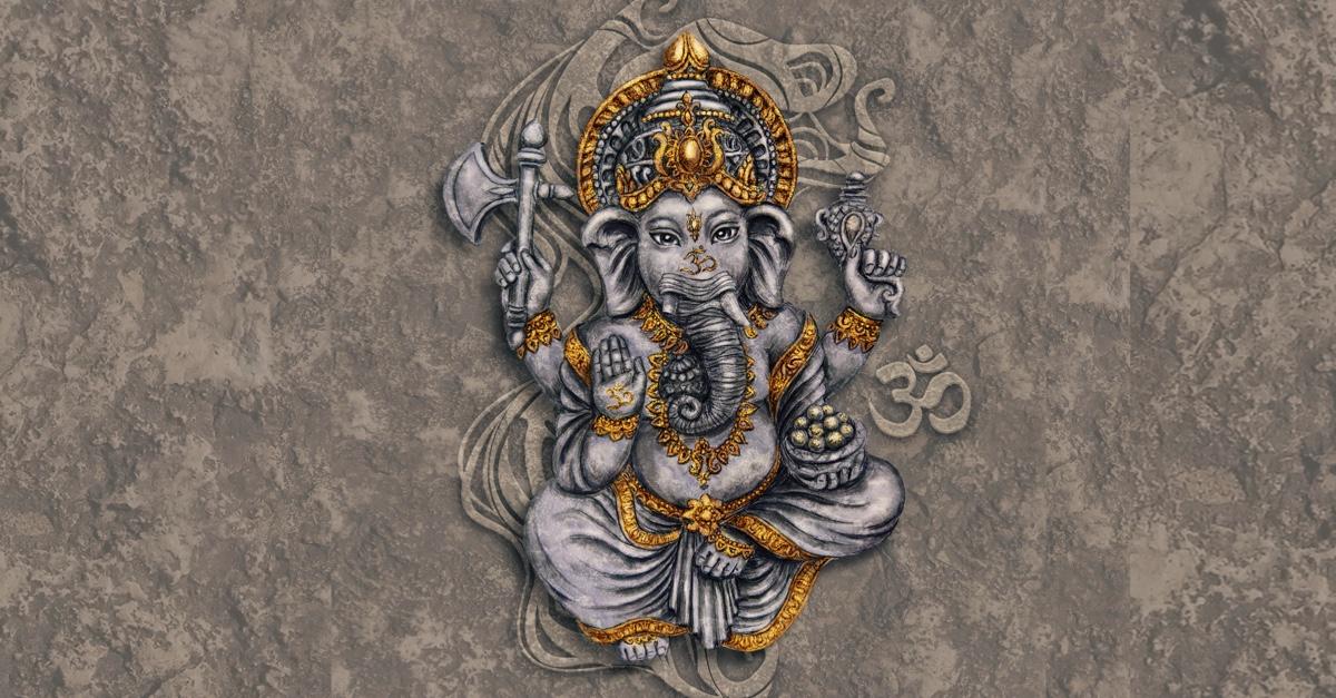 8 forms of Ganesha