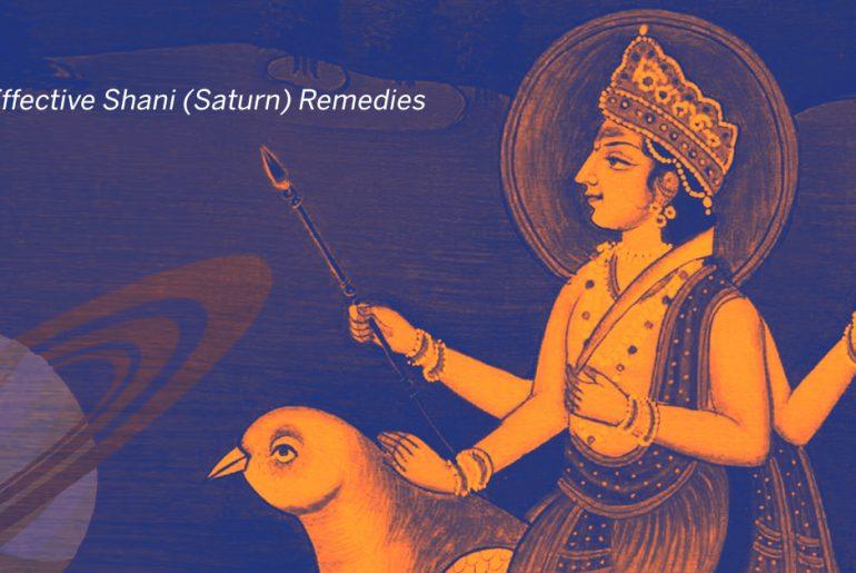 10 effective Shani Remedies