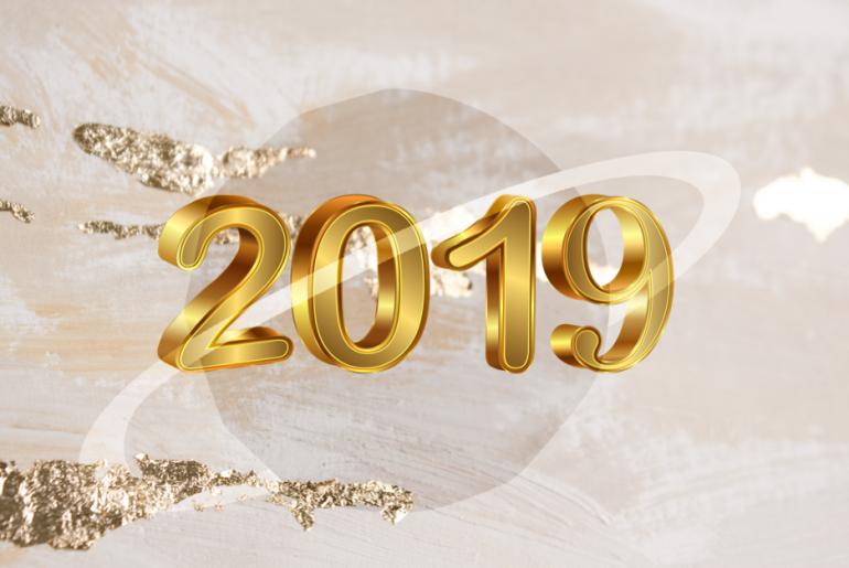 The Key Transits of 2019