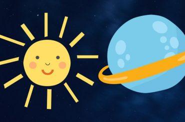 Conversation between Sun and Saturn